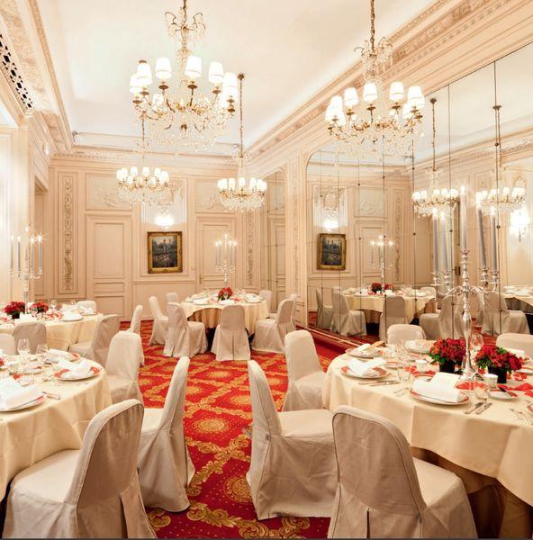 Hôtel Westminster **** - Salon Récamier 2