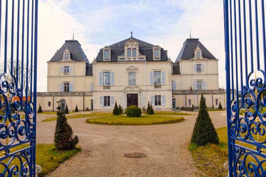 Château de Citeaux - Vue extérieure