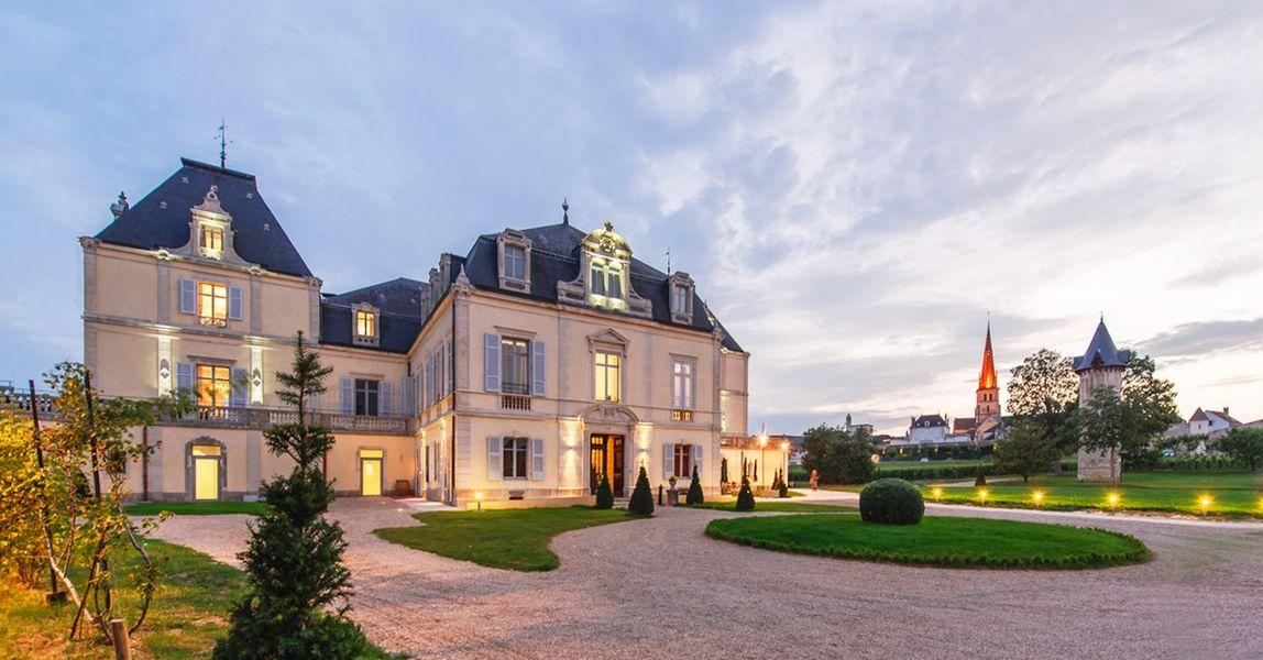 Chateau de Citeau La Cueillette - Hôtel