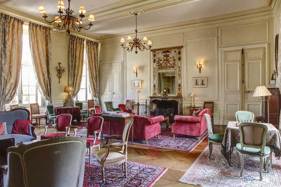 Château d'Etoges - Les espaces intérieurs 2