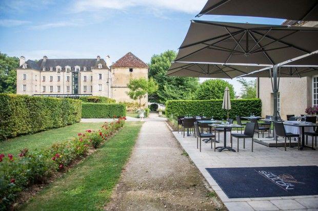 Château de Saulon - Terrasse (2)