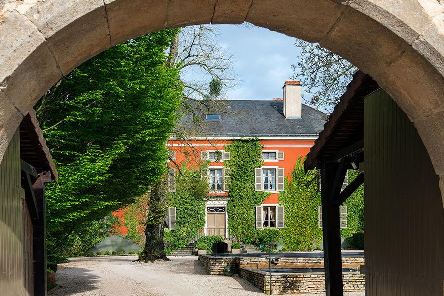Château de Courban spa - Château (8)