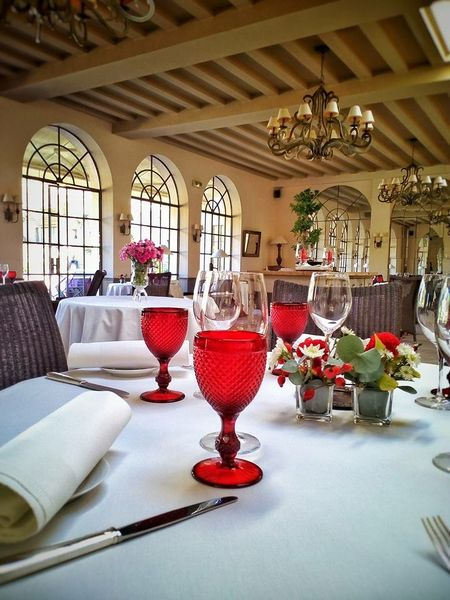 Chateau de courban spa - Le Restaurant (1)