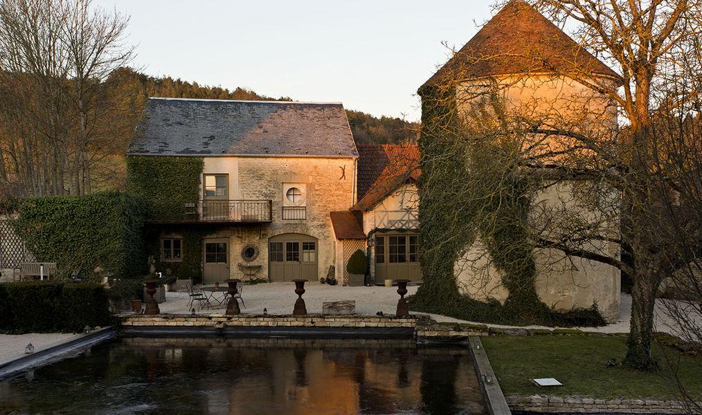 Chateau de courban spa - Le Restaurant (3)