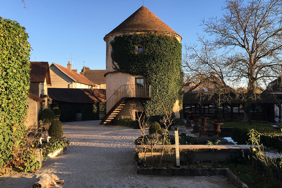 Chateau de courban spa - Le Restaurant (7)