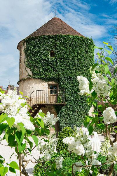Chateau de courban spa - Pigeonnier