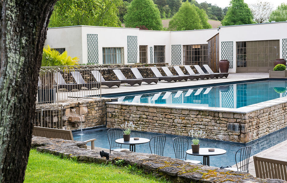 Chateau de courban spa - Piscine & Spa Nuxe (2)