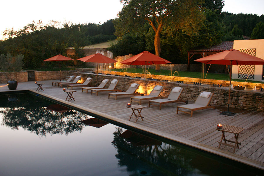 Chateau de courban spa - Piscine & Spa Nuxe