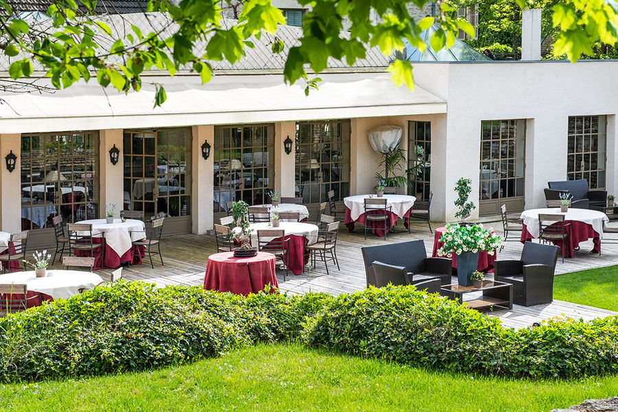 Chateau de courban spa - Restaurant & Terrasse
