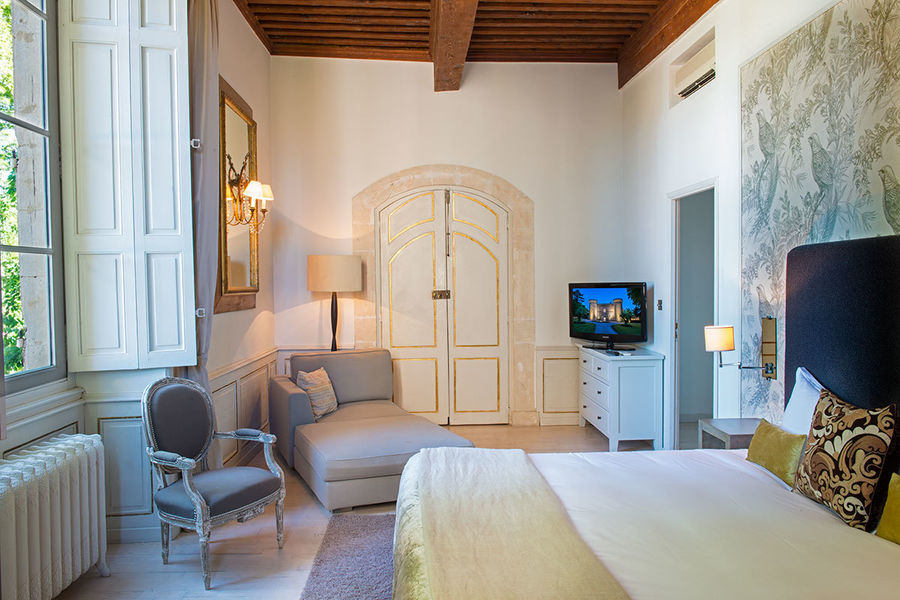 Château de Massillan - Chambre 3