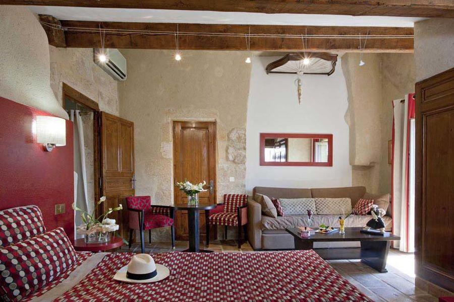 Hostellerie le Castellas - L'hébergement