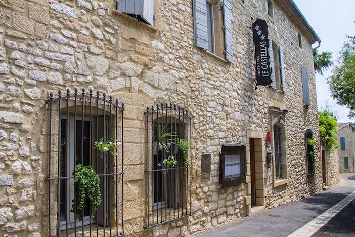 Hostellerie le Castellas - Vue extérieure