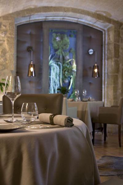 Hostellerie le Castellas - Le restaurant