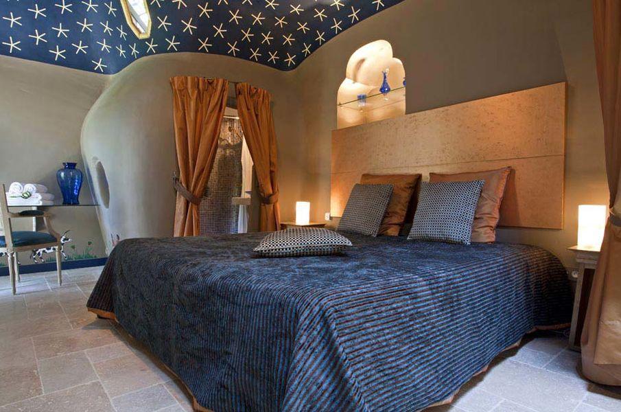 Hostellerie le Castellas - L'hébergement 4