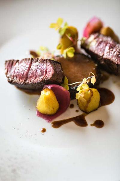 La Réserve - La cuisine 3