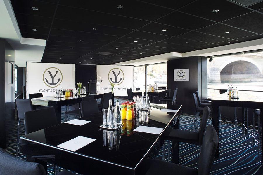 Yachts de Paris Mirage - Ateliers