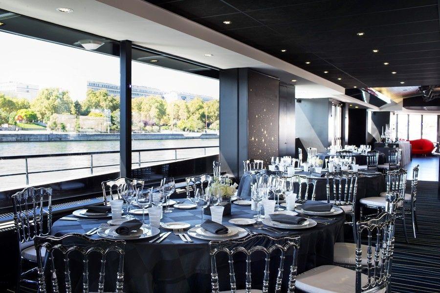 Yachts de Paris Mirage - Format Banquet 1