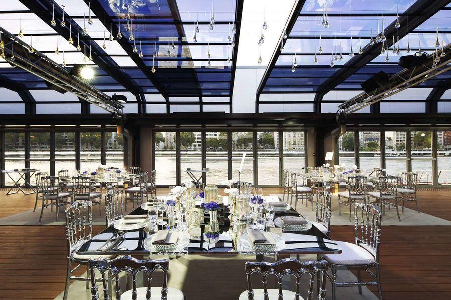 Les Salons Nework - Verrière Format banquet 2