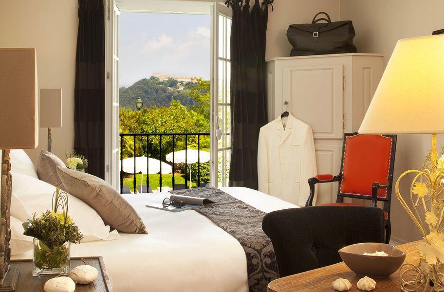 Hostellerie Berard Spa - Chambre (6)