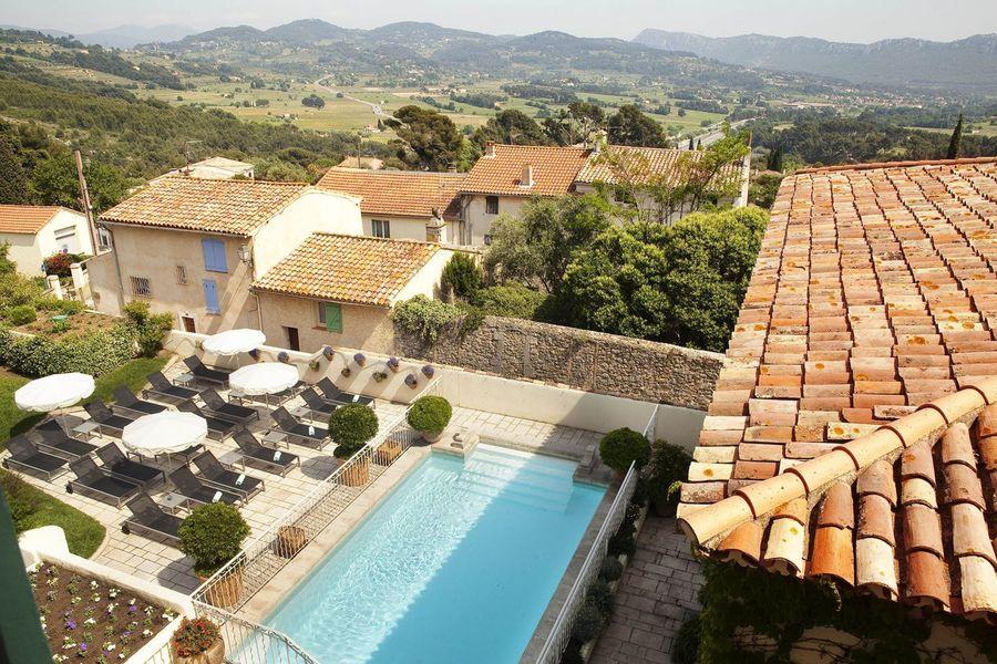 Hostellerie Berard Spa - Hôtel (1)