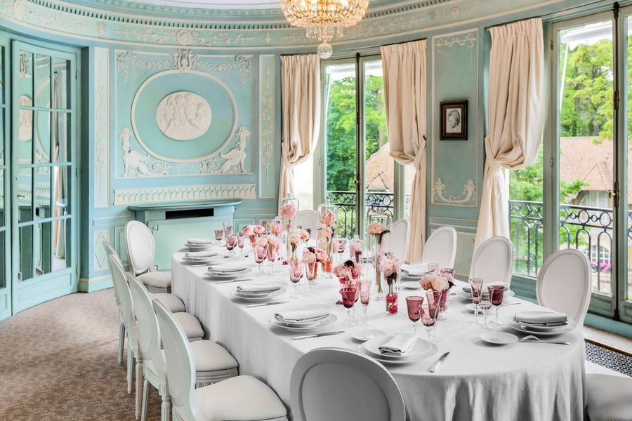 Le Pré Catelan - Salon Marie-Antoinette