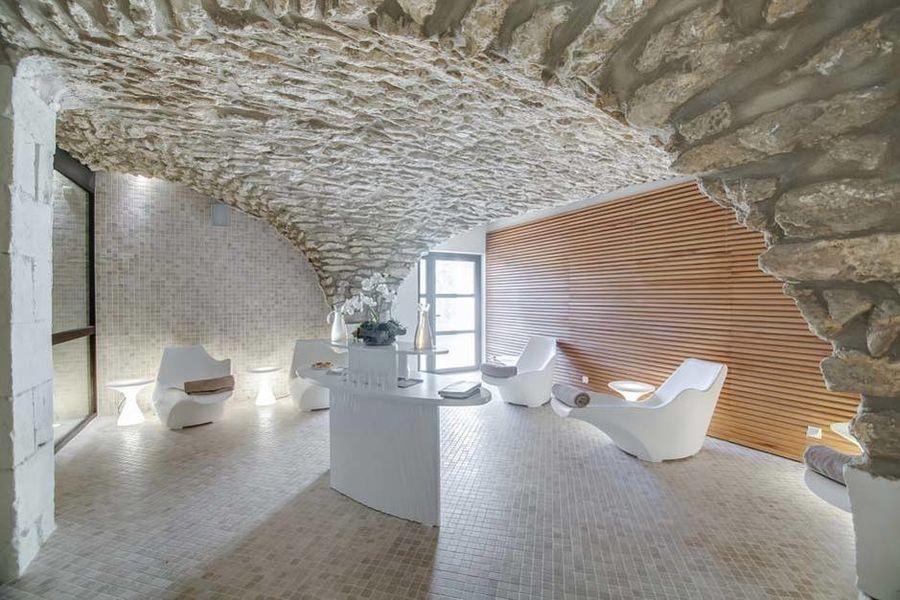 Moulin de Vernègues - Le spa