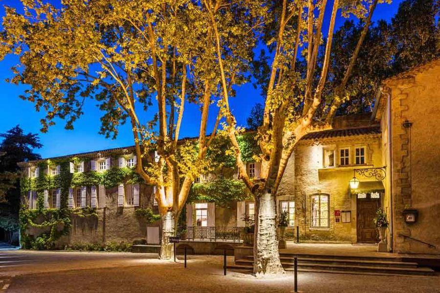 Moulin de Vernègues - Vue extérieure