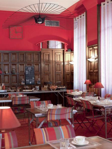 Glob et Cecil Hôtel - Le restaurant