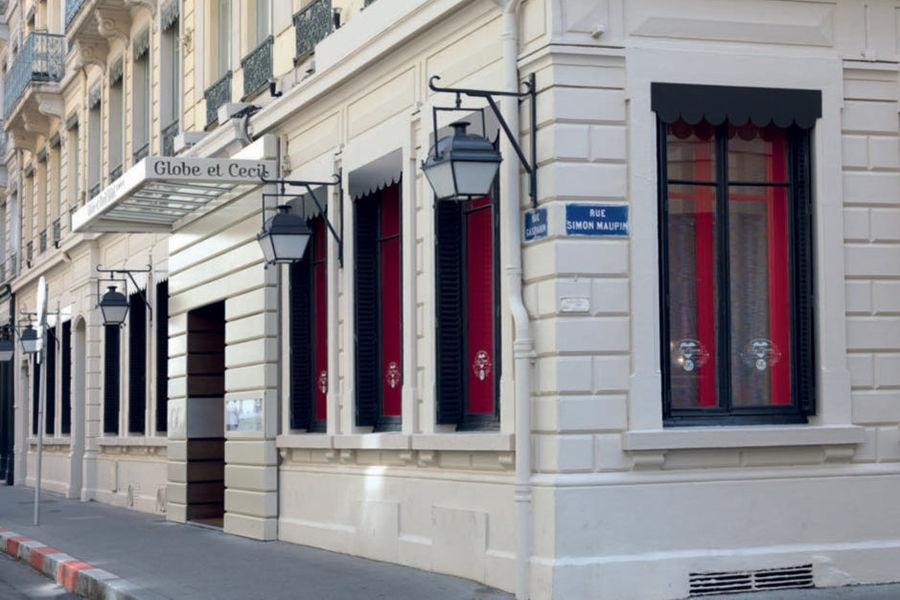 Glob et Cecil Hôtel - Vue extérieure