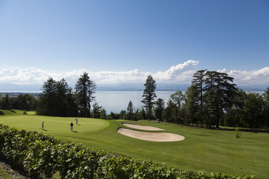 Hôtel Ermitage Evian Resort - Le golf