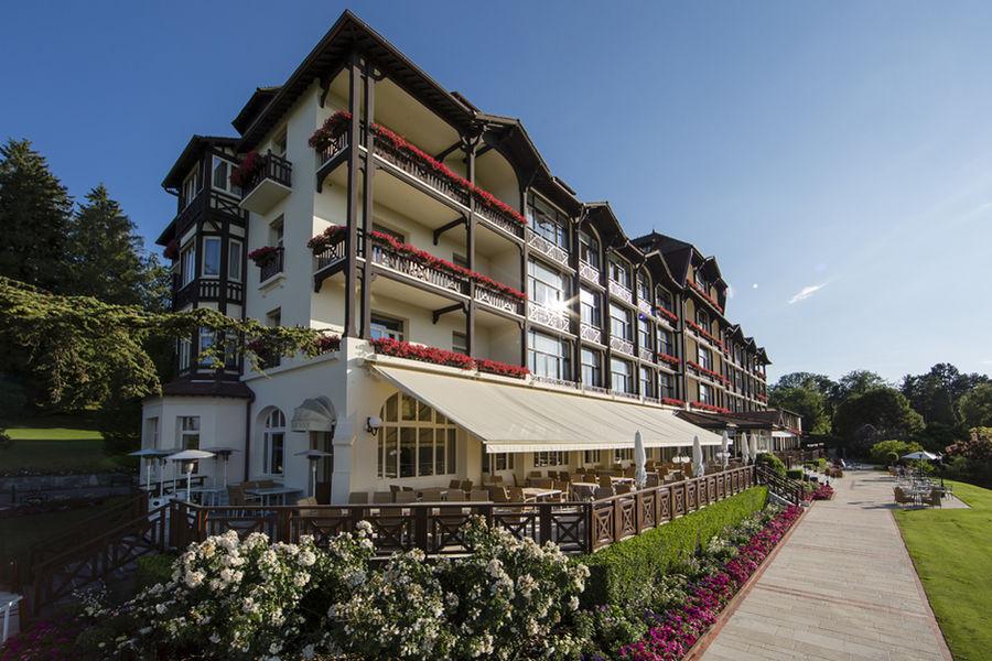 Hôtel Ermitage Evian Resort - Vue extérieure 2