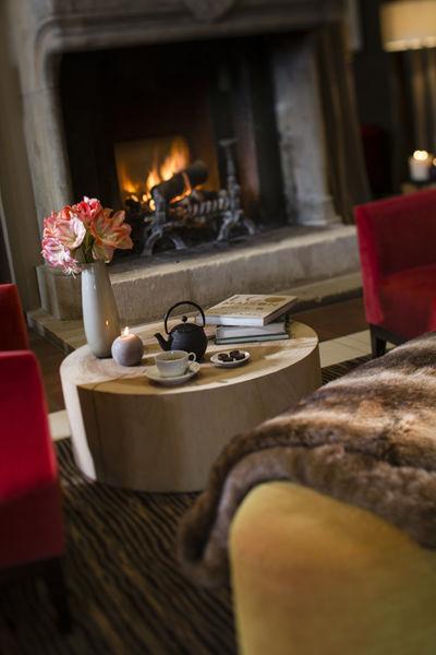 Hôtel Ermitage Evian Resort - Les espaces intérieurs 2