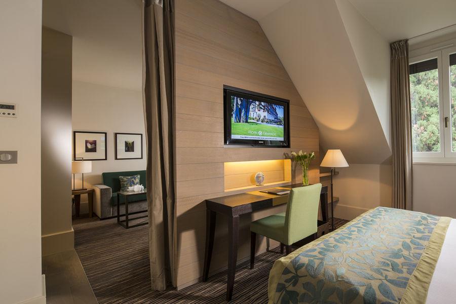 Hôtel Ermitage Evian Resort - L'hébergement