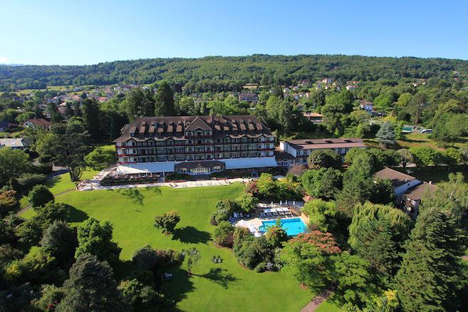 Hôtel Ermitage Evian Resort - Vue extérieure