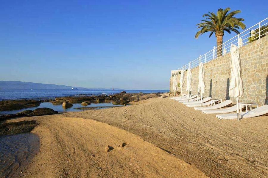 Hôtel Demeure Les Mouettes - La plage