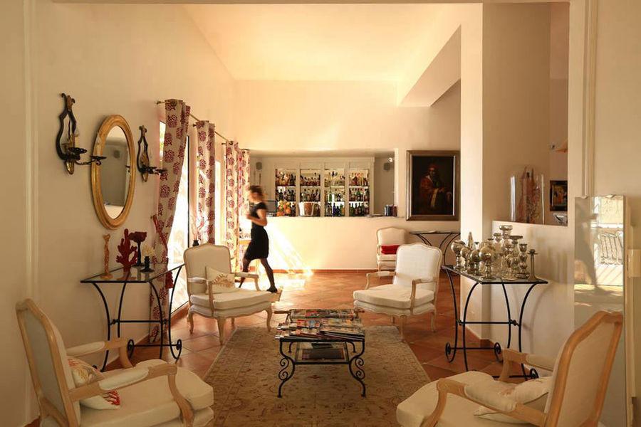 Hôtel Demeure Les Mouettes - Les espaces intérieurs 3