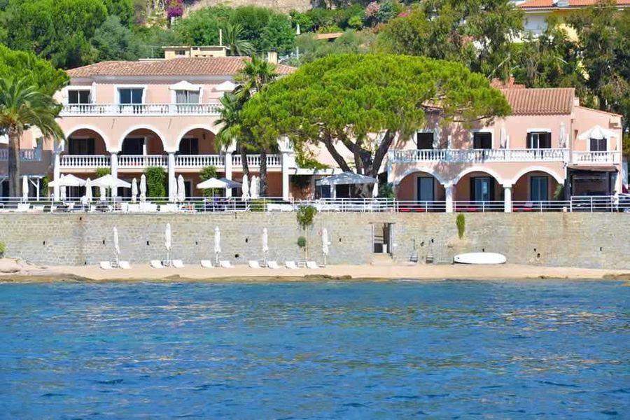 Hôtel Demeure Les Mouettes - Vue extérieure