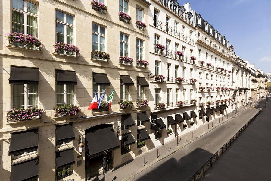 Castille Hôtel Paris - Façade