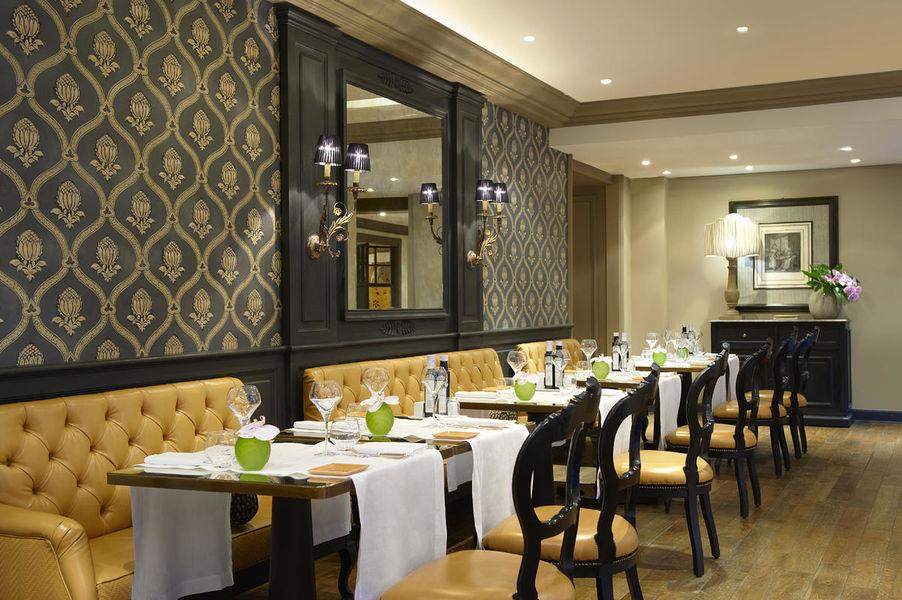 Castille Hôtel Paris - restaurant Assaggio 2
