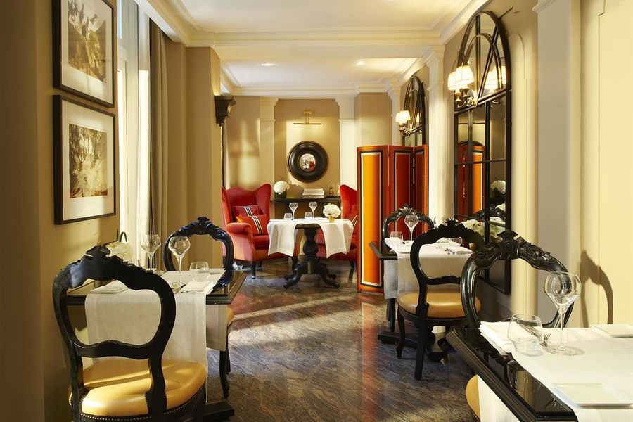 Castille Hôtel Paris - restaurant Assaggio 22