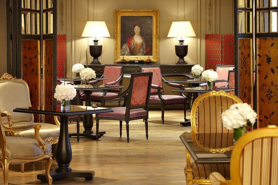 Castille Hôtel Paris - Salon de Thé 1
