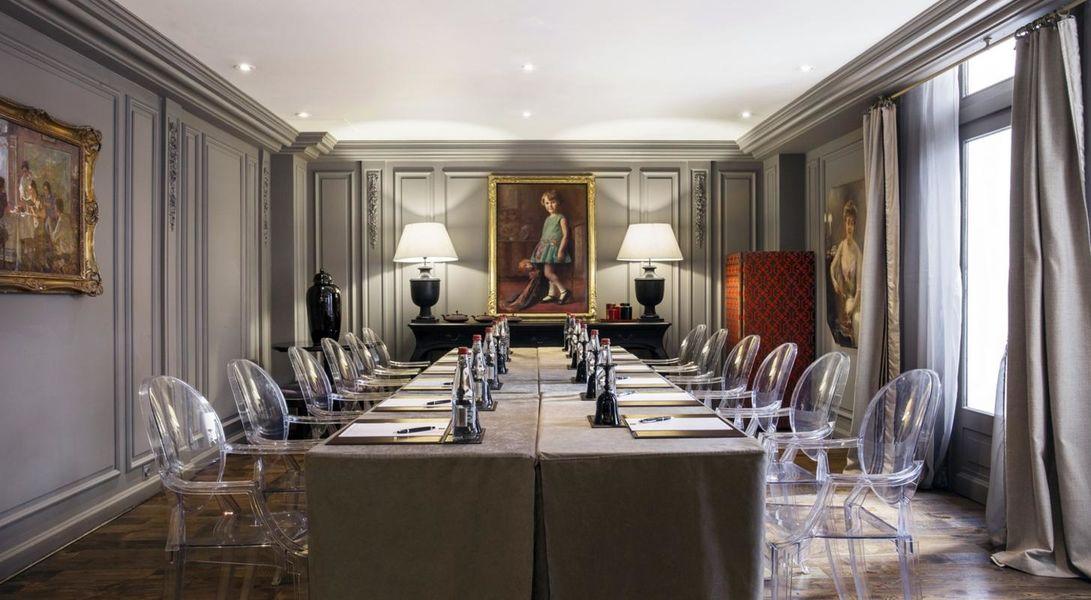 Castille Hôtel Paris - Salon de thé 3