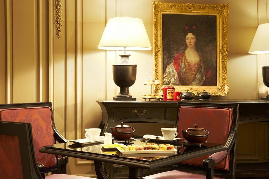 Castille Hôtel Paris - Salon de Thé
