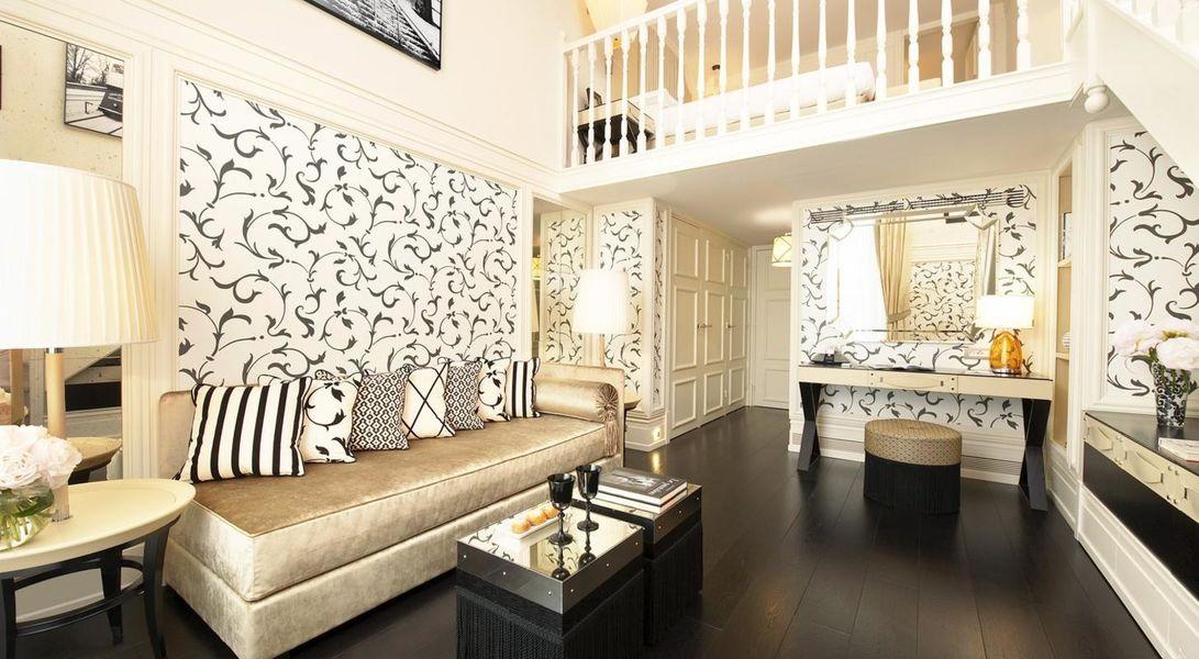 Castille Hôtel Paris - Suite 1