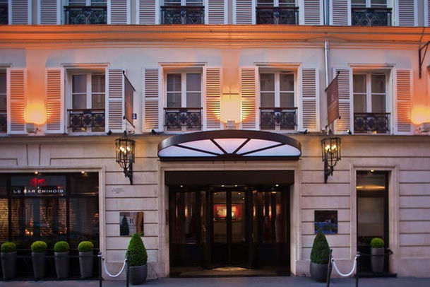 Renaissance Paris Vendome - Entrée 1