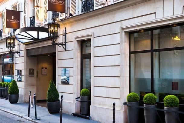 Renaissance Paris Vendome - Entrée