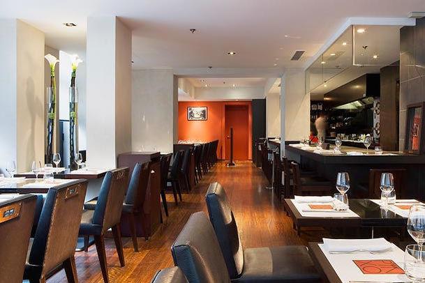 Renaissance Paris Vendome - Le Pinxo Open Kitchen