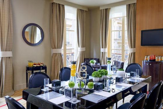 Salle séminaire  - Hôtel Marriott Renaissance Paris Vendôme  *****
