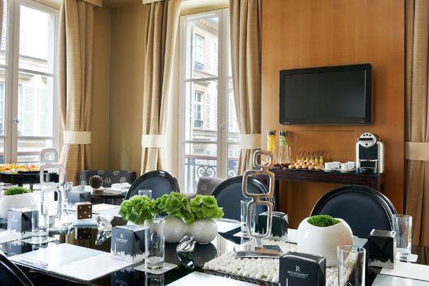 Renaissance Paris Vendome - Salle de réunion