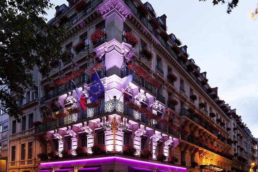 Hôtel Baltimore Paris Champs Elysées MGallery Collection - Façade 1